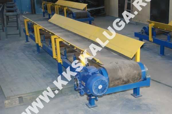 Привод реверсивного конвейера фольцваген транспортер габариты